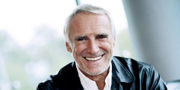 Red Bull-Chef Dietrich Mateschitz.