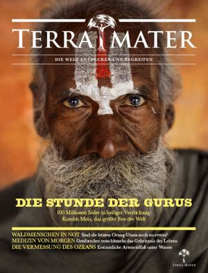 """Terra Mater"" Ausgabe 1/2013 © Red Bull Media House"
