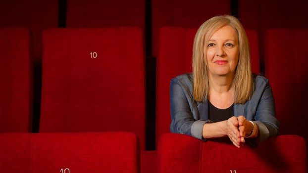 Christine Dollhofer, Leiterin des Filmfestivals Crossing Europe