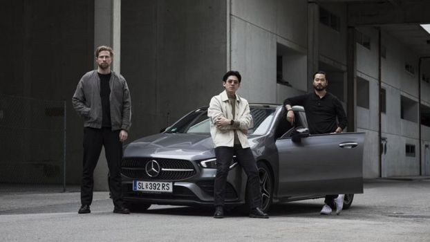 v.l.n.r.: Philipp Zottl (CEO, Founder), Oliver Yeh (COO, Founder) und Dan Centeno (CVO, Founder)