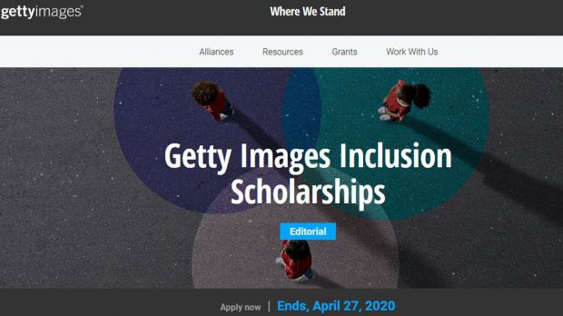 Getty Images launcht eine neue Serie an Integrations-Stipendien.