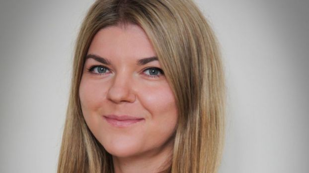 Viktoria Littmann, nun Digital Marketing Managerin bei Lukoil