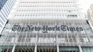 New York Times Zentrale
