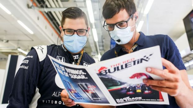 The Red Bulletin Formel 1
