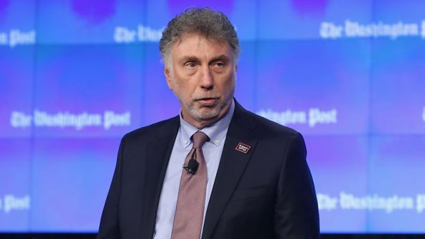"Martin Baron, Chefredakteur der ""Washington Post"", tritt ab."